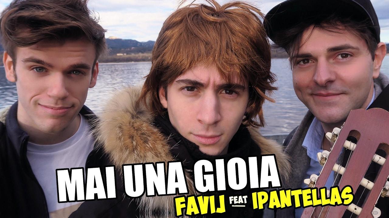 Favij ft  iPantellas - MAI UNA GIOIA - PARODIA ED SHEERAN SHAPE OF YOU