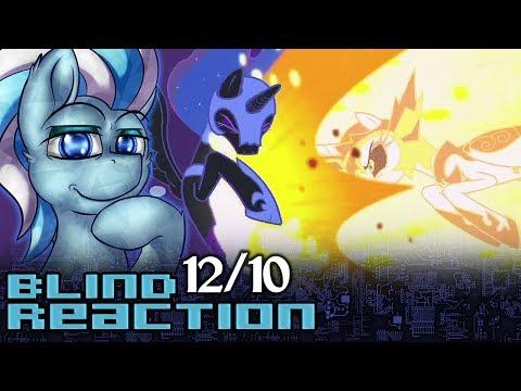 【Blind Reaction】MLP:FiM - S7E10 - A Royal Problem