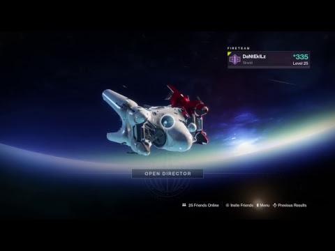 Destiny 2 | Iron Banner/Milestones