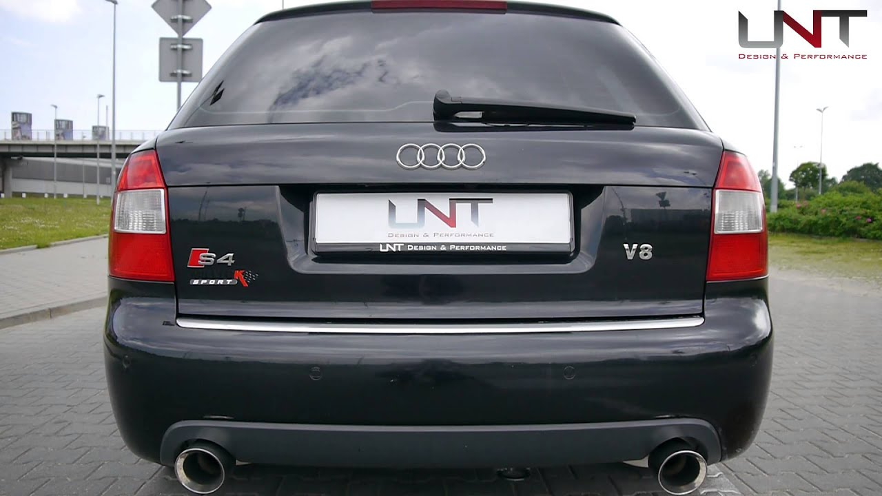 audi s4 b6 w milltek sport cat back non resonated exhaust. Black Bedroom Furniture Sets. Home Design Ideas