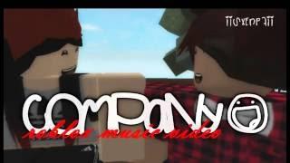 Justin Bieber - Company (ROBLOX Music Video) ♡
