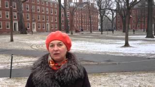 Бостон Гарвардский университет