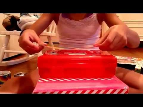 How to make an AG doll SUITCASE!!! #read subscription