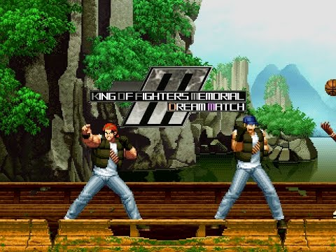[KOF Classic Battle]▶Ralf vs Clark