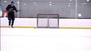Hockey Tricks 360 Lacrosse Style Session Sidney Crosby Michigan Type Tricks