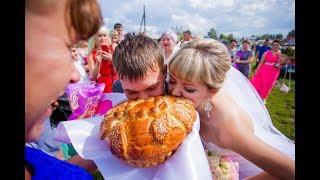 Невеста благодарит маму жениха