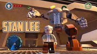 "LEGO Marvel Avengers: Стен Ли в опасности (Манхэттен,Заковия,""Штрукер вне игры"",Асгард )"