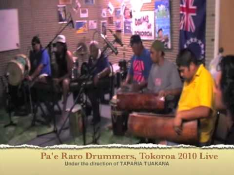 Cook Islands Drumming Live Three (audio only)