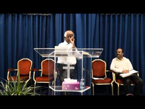 Pharaoh's Scheme, by Pastor. Robert Thangaswamy @ Word of God Church, Doha Qatar
