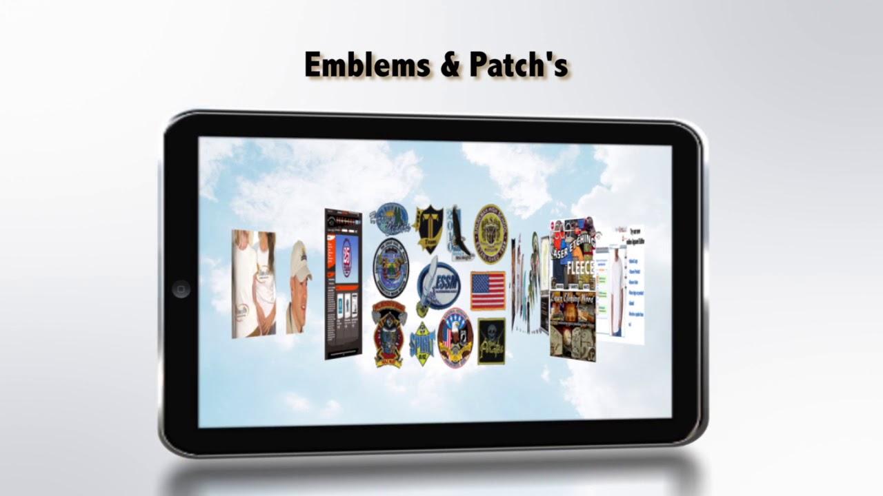 East Coast Embroidery Youtube