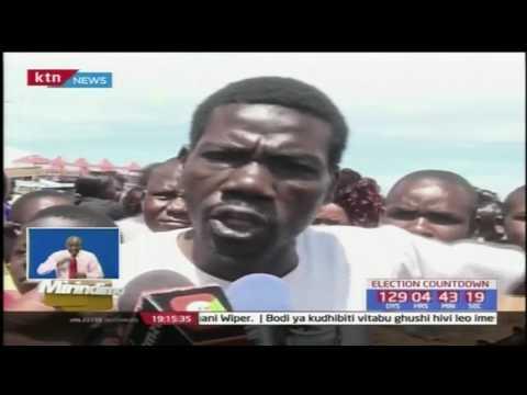 Dira Ya Wiki Taarifa Kamili : Mlanguzi Wa Madawa Akamatwa Mombasa - 31/3/2017