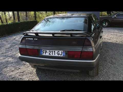 Citroën XM V6 - 1989