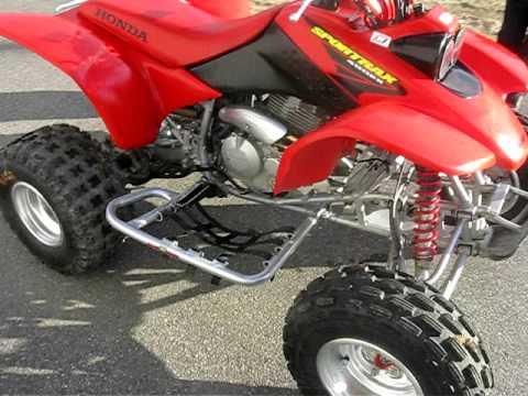 my honda 440ex