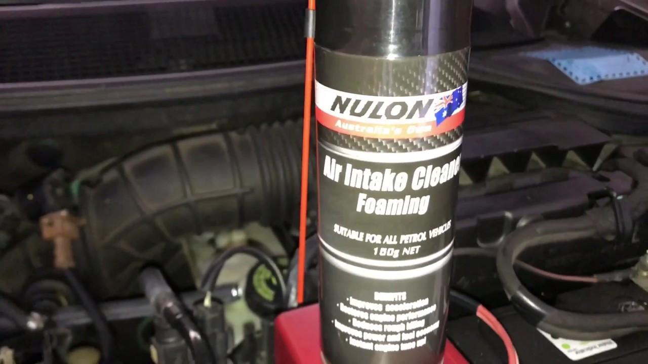 NULON Upper Cylinder Cleaner on RenaultSport Megane 225