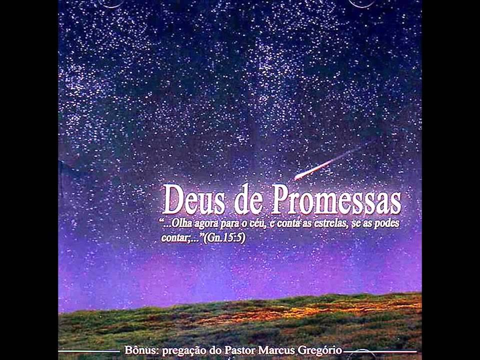 cd deus de promessas trazendo a arca
