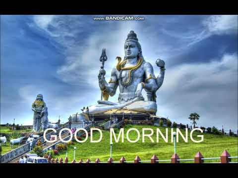 lord shiva good morning images download