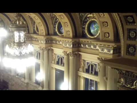 Take a tour of the PA State Capital and visit the Democratic Party Team 2016