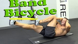 Band Bicycles Exercise