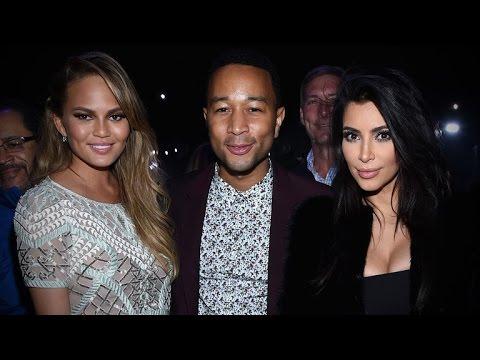 John Legend Reacts to Kim Kardashian's Paris Robbery: 'You Can't Go Through Life in Fear'