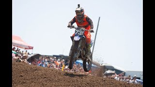 Take a full moto ride with Steve Roman as he races the 125 All Star...