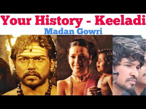 Your History Keeladi | Tamil | Madan Gowri | MG | Keezhadi Excavation