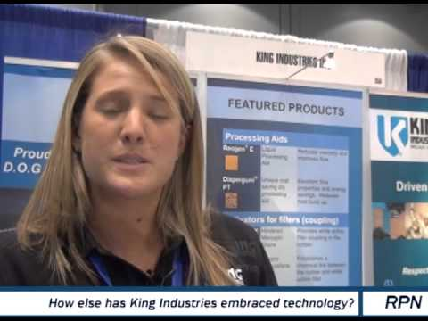 King Industries explains its Ask A Chemist online feature