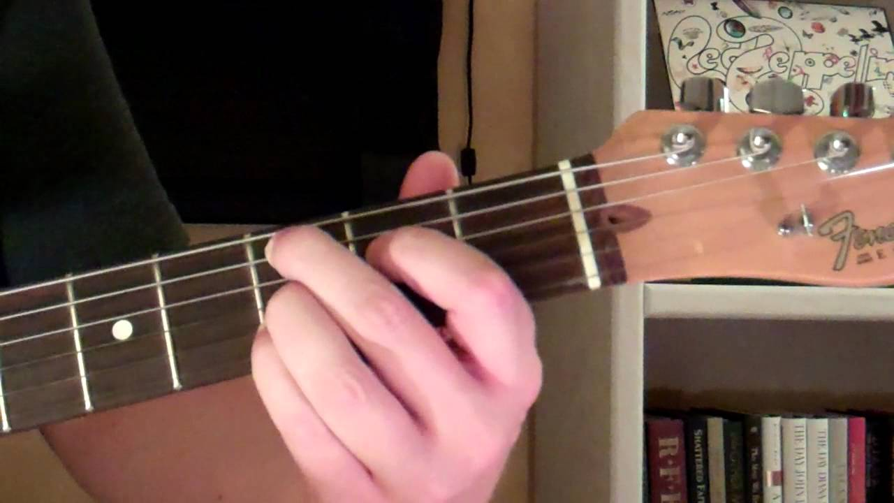 How To Play The C9 Chord On Guitar C Ninth 9th Youtube