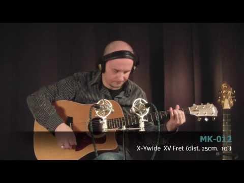 The Sound of Oktava MK102 MK103 MK012 | Alberto Caltanella
