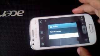 Samsung Galaxy S Duos   Front Camera Error