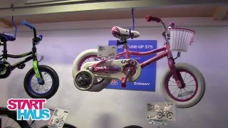 2016 Giant Junior Bikes- kid's need to ride too!