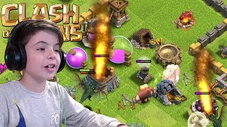 DRAGON BATTLE - Clash of Clans