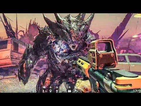 RAINBOW SIX SIEGE Outbreak Gameplay Zombies (2018) PS4/Xbox One/PC