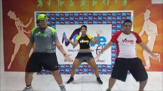 BUMBUM GRANADA - MCs Zaac e Jerry - Coreografia - MOVE FIT