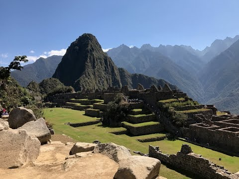 Contiki the Explorer South America 2017