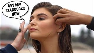 Olivia Jade Being Rich and Spoiled For 10 Minutes Straight thumbnail