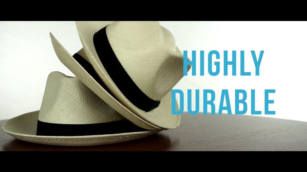 4ce4df85 Ultrafino Panama Hat Quality - YouTube