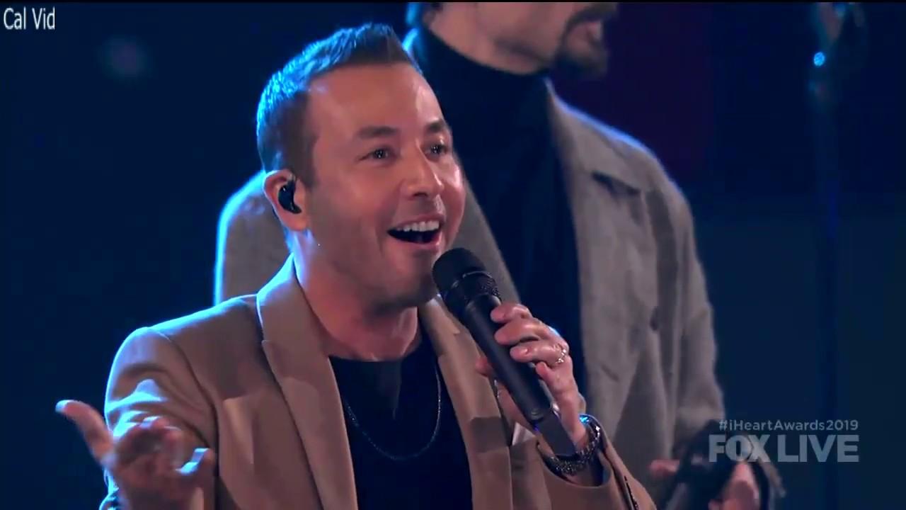 Backstreet Boys 2019 iHeartRadio Music Awards