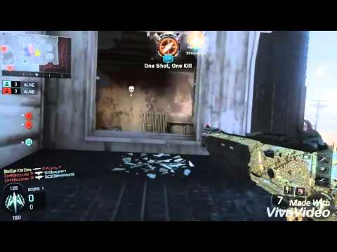 Nasty double kill with a krm!!