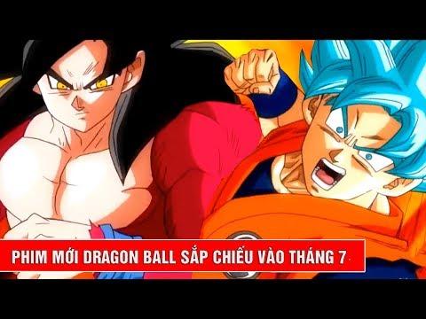 Phim hoạt hình Dragon Ball mới chính thức được ra mắt vào tháng 7 năm 2018