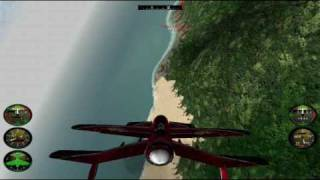 Crimson Skies Playthrough (PC) Mission 2&3 HARDEST mode (The bomber Heist & The Secret Mission)