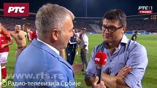 Izjave trenera i igrača Crvene zvezde posle meča sa Krasnodarom