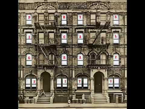 Led Zeppelin   Physical Graffiti Full Album 1975