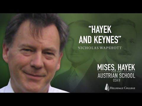 Hayek and Keynes - Nicholas Wapshott