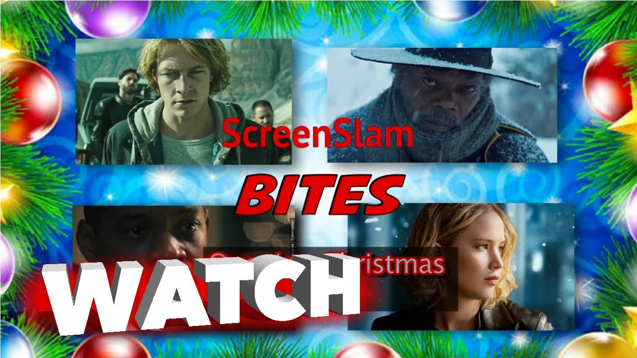 Screenslam Bites: Movies Coming Out Christmas Day - YouTube