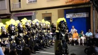 Шествие мавров в Bellreguard