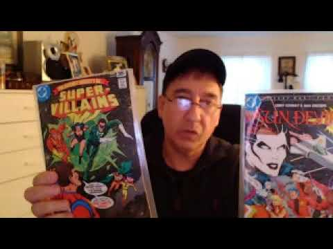 eBay and Amazon comic books going up for sale!