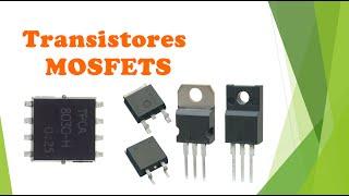 Transistores mosfets - funcionamento!