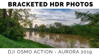 Capturing Bracketed HDR Photos On DJI Osmo Action | HDR Photo Tutorial