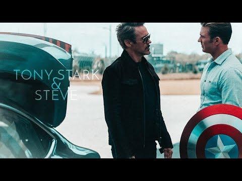 Tony Stark & Steve Rogers