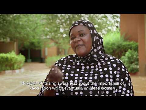 UNICEF   Eradicating Polio   Testimonies  Zachary,Center for Integrated Health  Niger